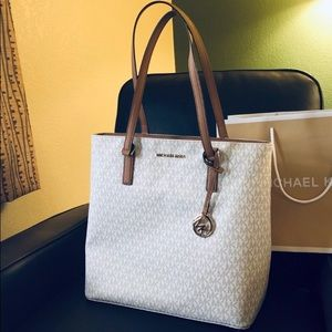 $248 Michael Kors Handbag Purse MK Bag